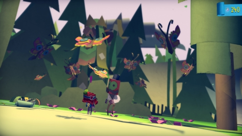 tearaway unfolded,preview,playstation experience