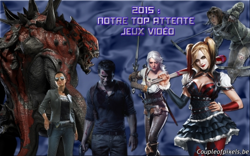 2015,attente,jeu video,top