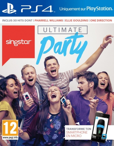 singstar ultimate party,test,avis,singstar,chanson
