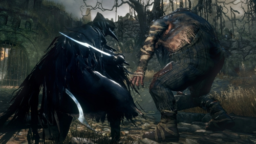 bloodborne,preview,playstation experience