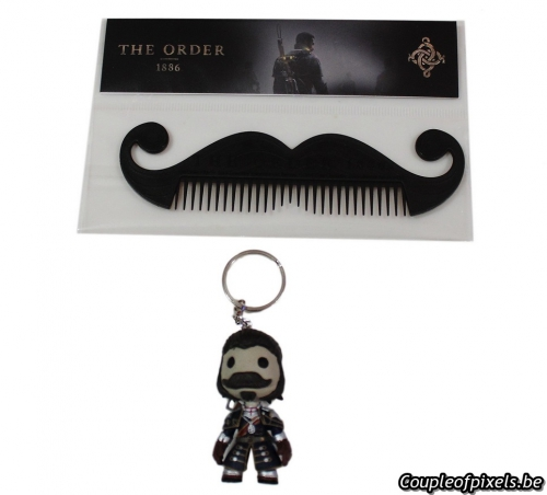 the order 1886,preview,event,launch event,goodies