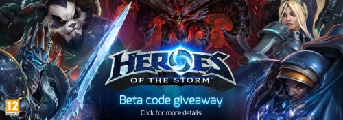 concours,heroes of the storm,clés,gagner,beta