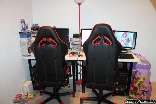 dx racer,avis,test,série r,fauteuil gamer