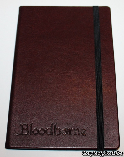bloodborne,preview,event,kit presse,déballage