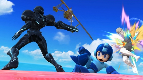 super smash bros,wii u,test,avis,nintendo