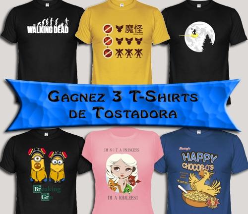 concours,t-shirt,gagner,cadeaux,tostadora