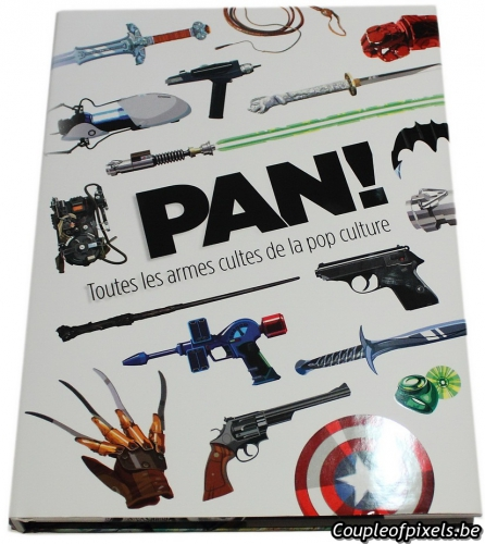 Cracking, Pan, Armas, Geek, Libro