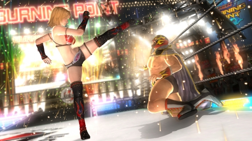 dead or alive 5 last round,test,avis,baston,combat