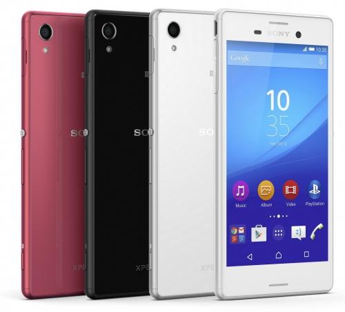 tablette xperia z4,xperia m4 aqua,sony mobile,impressions