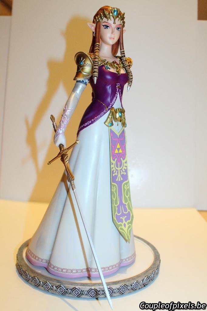 figurine manga zelda