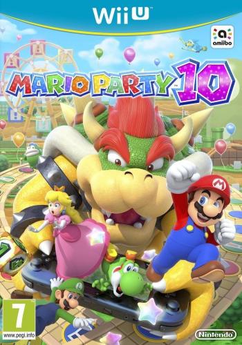 mario party 10,test,avis,party game,nintendo,amiibo