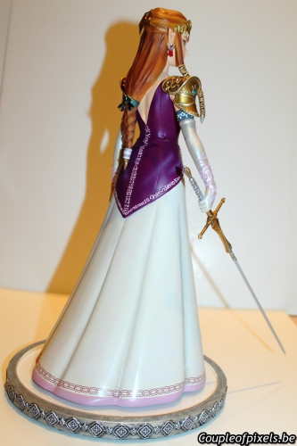 first 4 figures,figurine,statuette,zelda,twilight princess,craquage