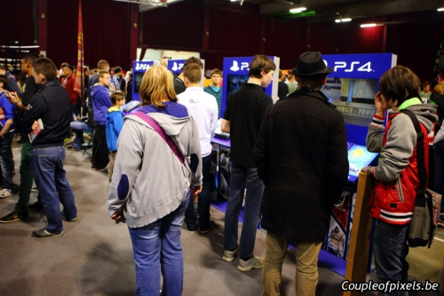 convention gameplay 2015,présentation,programme