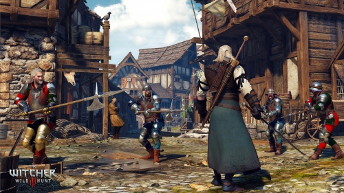 the witcher 3,wild hunt,preview,impressions