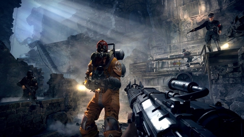 wolfenstein the old blood,wolfenstein,test,avis
