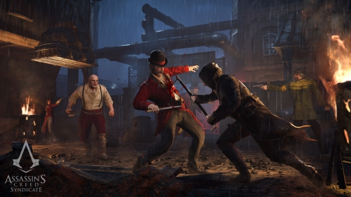 e3 2015,assassin's creed syndicate,preview,impressions