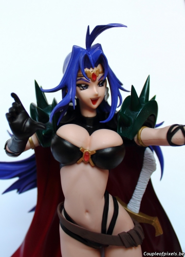 chroniques d'aelya,garage kits,slayers,naga,volks,figurine