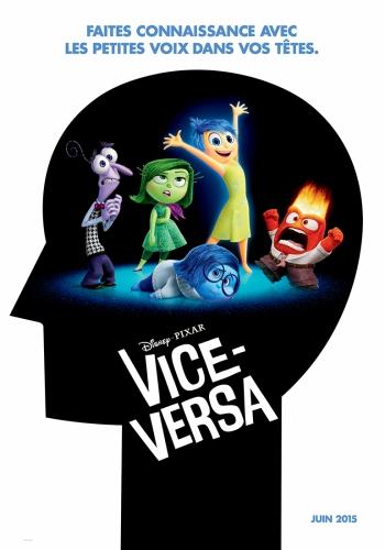 cinéma,critique,vice versa,inside out,disney,avis