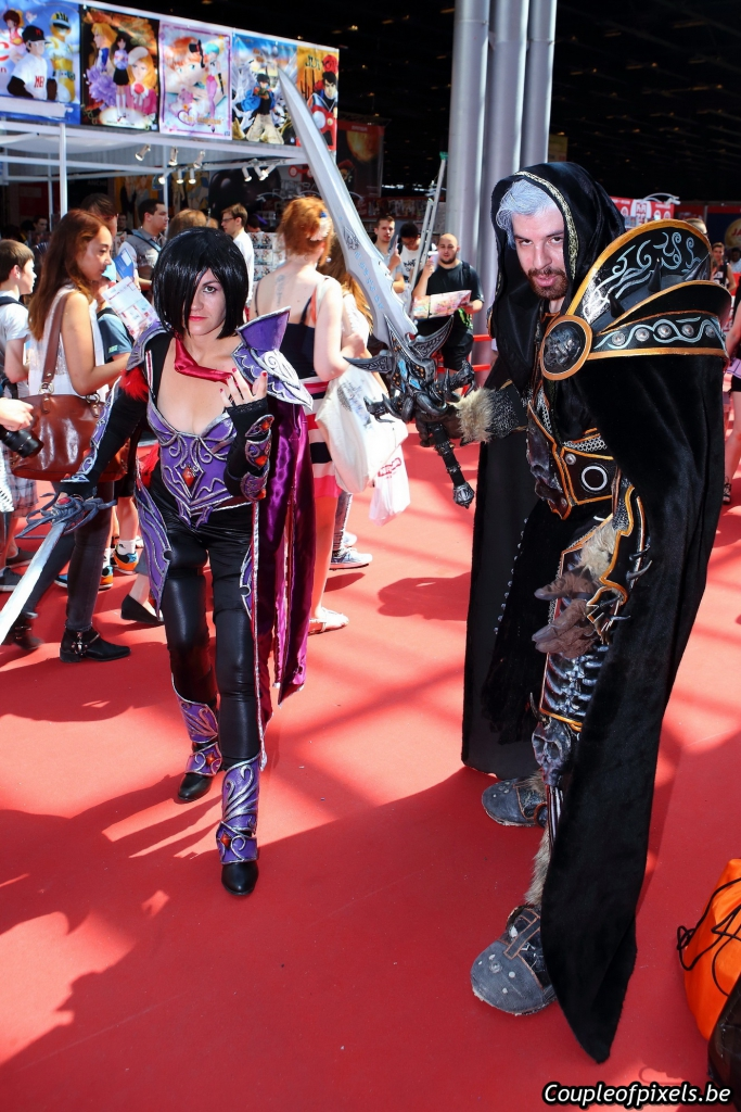 Notre sélection des plus beaux cosplay de la Japan Expo 2015