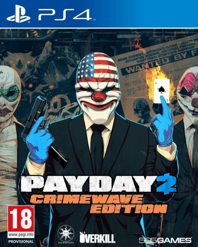 payday 2,crimewave,test,avis