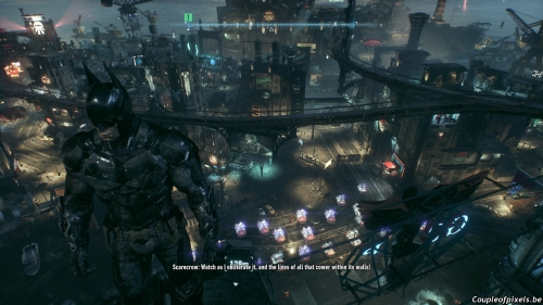 batman arkham knight,warner,rocksteady,test