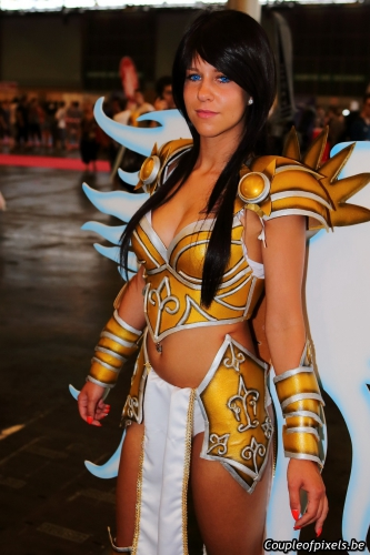 japan expo 2015, cosplay, sexy, photos