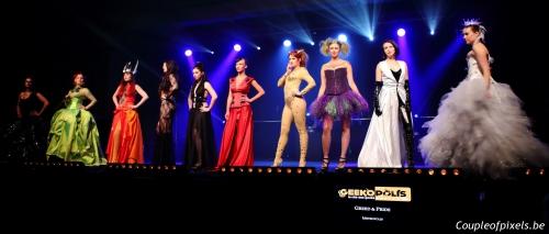 greed & pride,mode,défilé,sur-mesure,fashion,couture,geekopolis 2015,geek