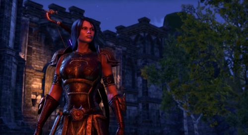 the elder scrolls online,test,avis,mmo,consoles