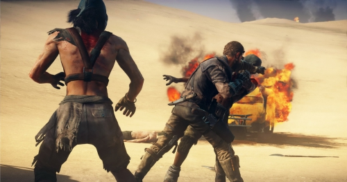 mad max,preview,impressions,avalanche,monde ouvert