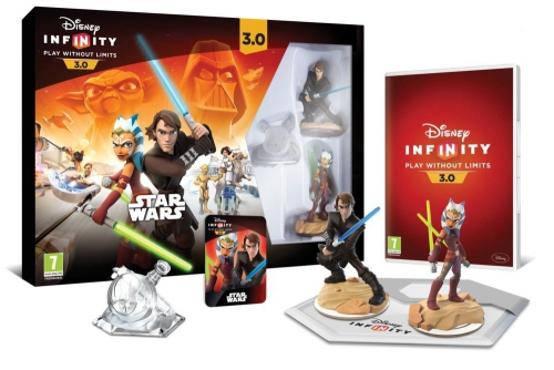 disney infinity 3.0,test,avis,figurines,star wars,vive versa