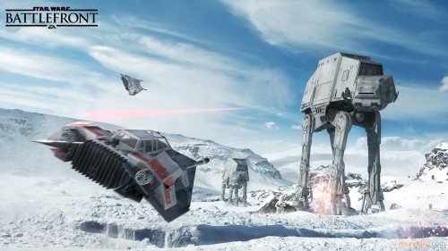 star wars battlefront,preview,impressions,dice