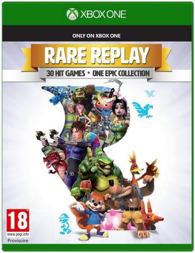 rare replay,test,avis,rare,compilation