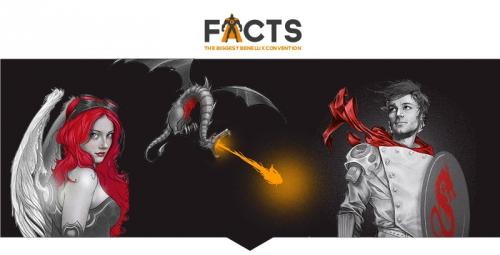Facts 2015, salon, geek, comics,
