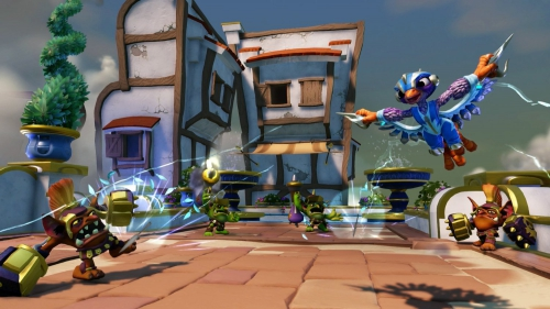 skylanders,superchargers,test,avis,figurines
