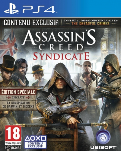 assassin's creed,syndicate,test,avis,ubisoft