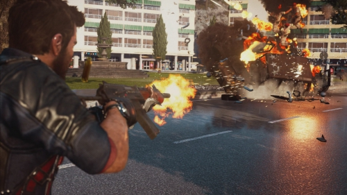just cause 3,impressions,preview,scénario,rico