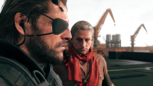 metal gear solid 5,metal gear solid v,phantom pain,test,avis,hideo kojima