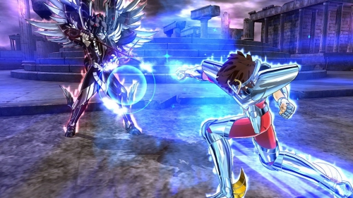 saint seiya,soldier's soul,test,avis,dimps