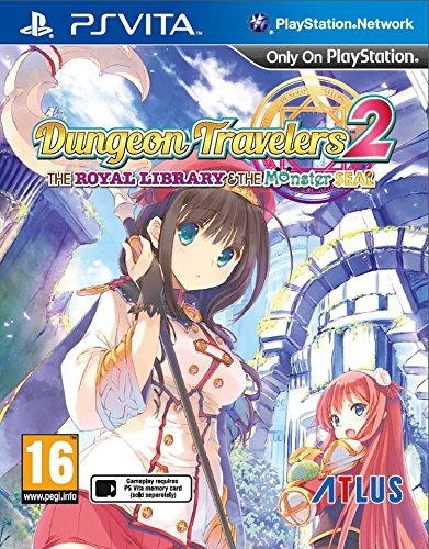 dungeon travelers 2,test,avis,nis