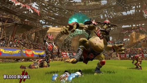 blood bowl 2,test,avis,cyanide studio