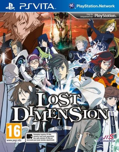 lost dimension,test,avis