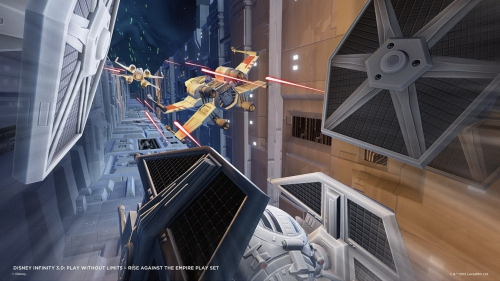 disney infinity 3.0,rise against the empire,test,avis