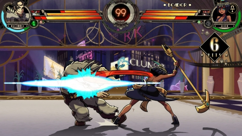 skullgirls 2nd encore,test,avis