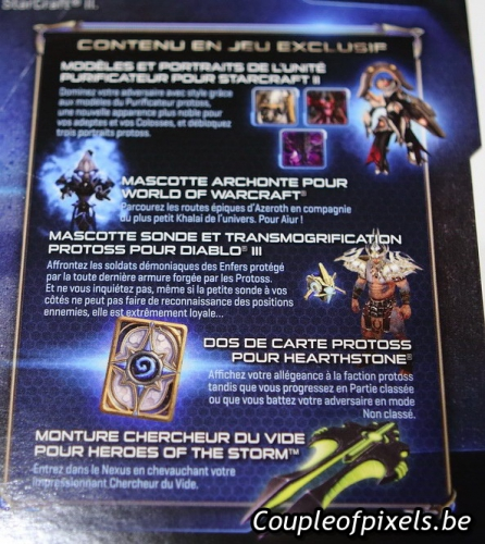 starcraft 2,legacy of the void,collector,déballage