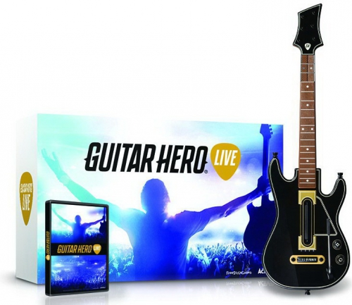 guitar hero live,test,avis,guitare,rythme