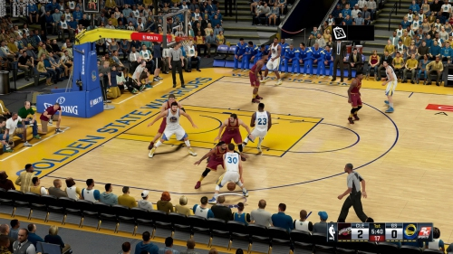 nba 2k16,test,avis,basket