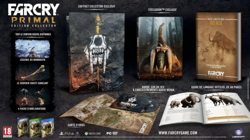 far cry primal,preview,collector,trailer