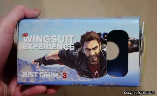 just cause 3,kit presse,déballage