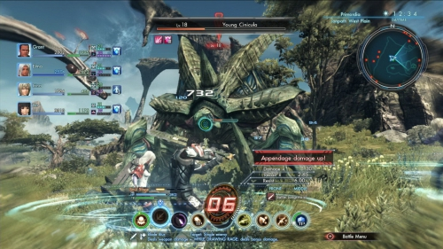 xenoblade chronicles x,test,avis,rpg