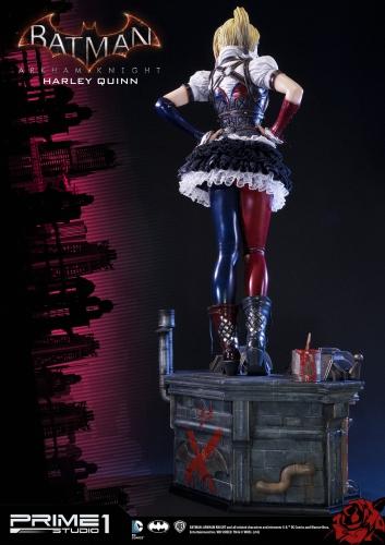 harley quinn,batman arkham knight,prime 1 studio,figurine,statuette